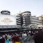 GLAYのライブ@長居スタジアムに行ってきました