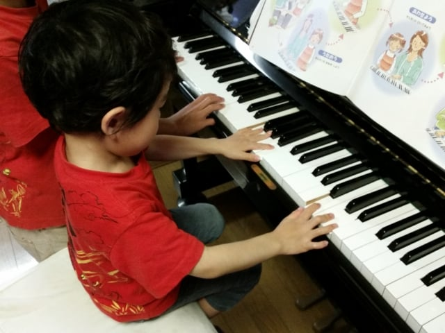 ピアノ教室 生徒募集